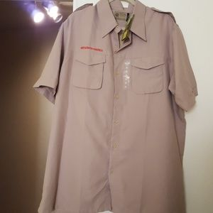 Other - boy's scout shirt